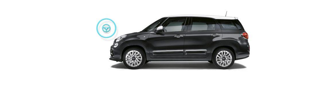 500L Wagon DST comportamento stradale