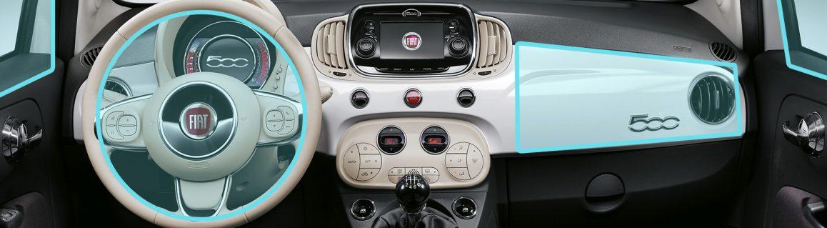 Fiat 500 hava yastıkları