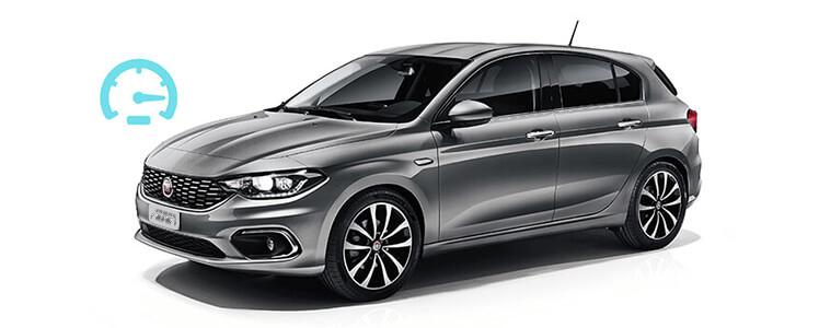 Hız Kesici auto Fiat Egea 5 kapılı (hatchback)
