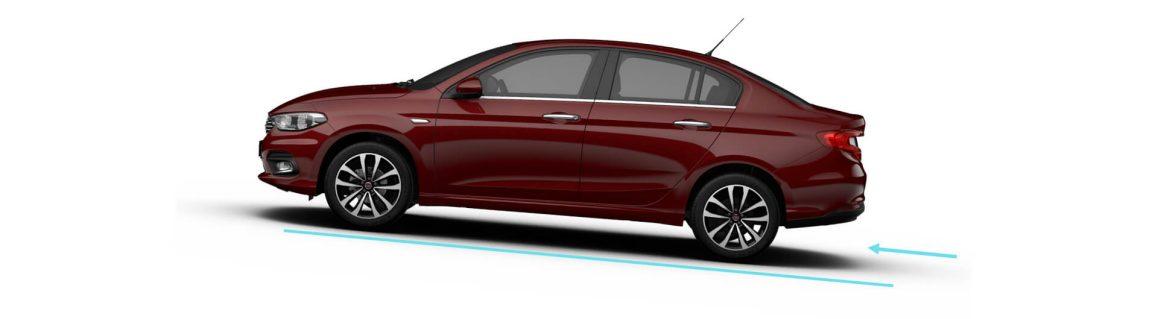 Fiat Egea 4 Kapılı (sedan) – Yokuş kalkış sistemi