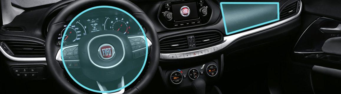 Fiat Egea 4 kapılı (sedan) - hava yastıkları
