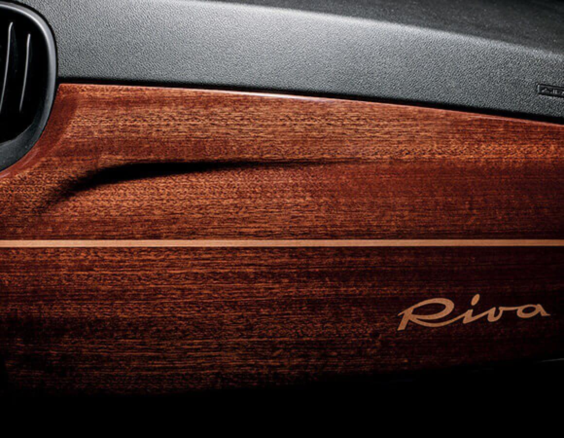 Interni Fiat 500C Riva