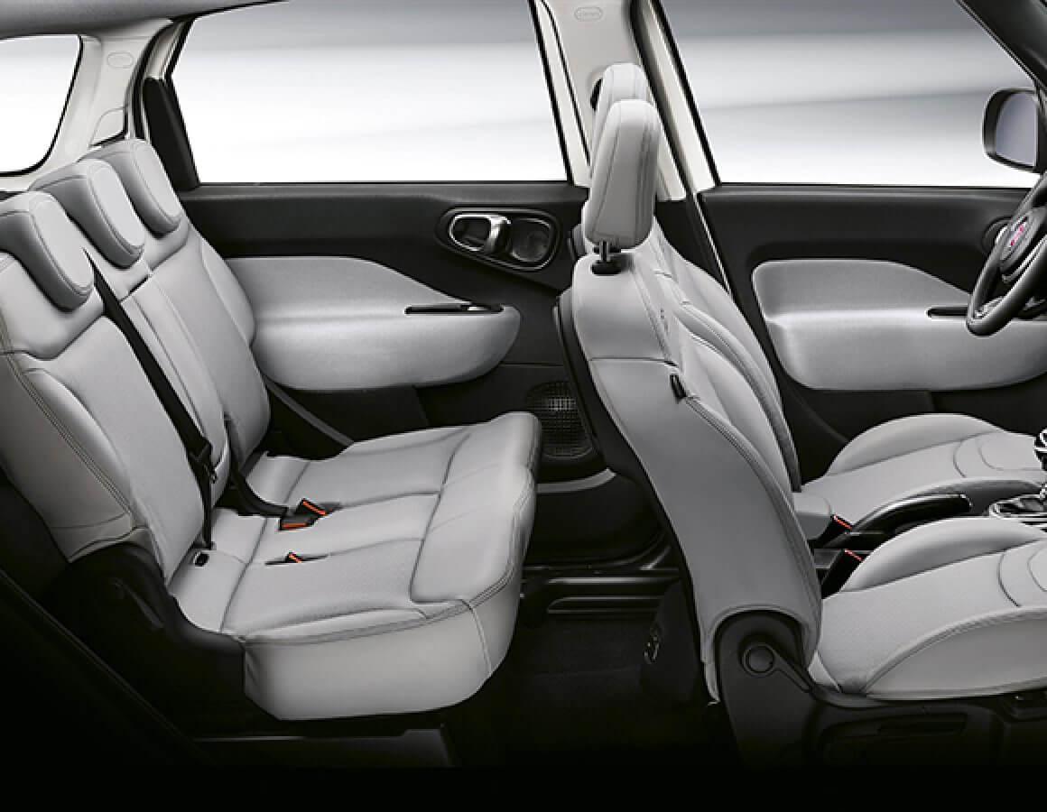 Capacità Bagagliaio Fiat 500L