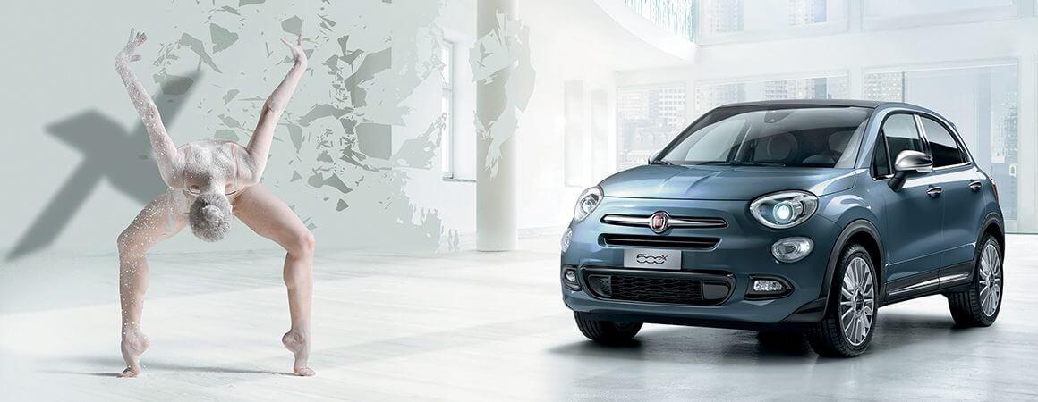 Fiat 500X  City Look anteriore