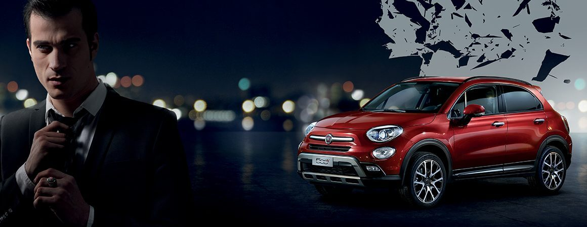 Fiat 500X Off Road Look