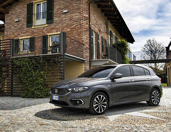 Fiat Tipo 5Porte Hatchback laterale