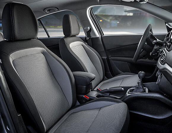 Interni edizione speciale Fiat Tipo 4 Porte