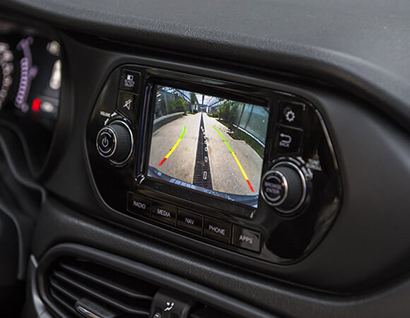 Display Uconnect Fiat Tipo 4 Porte