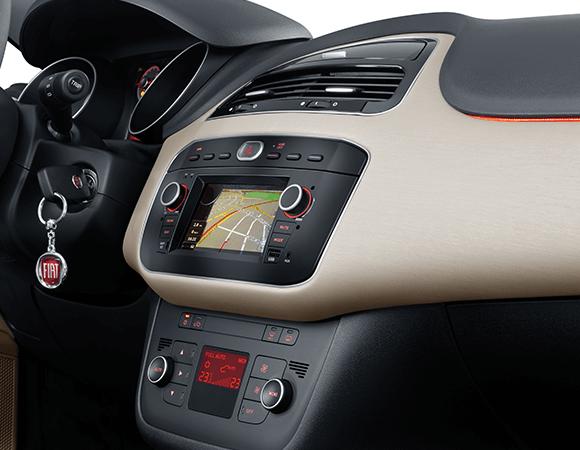 Fiat Linea – 5'' dokunmatik ekran